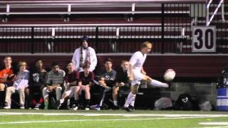 Clips:  #10 - Kevin Reid, 2014 SCAHS Soccer