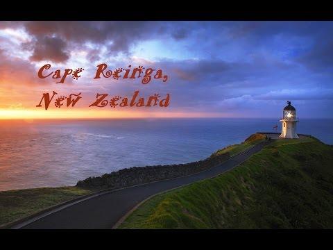 Cape Reinga,New Zealand