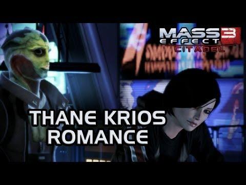 Mass Effect 3 Citadel DLC: Thane Romance (incl. ending scene and video messages)