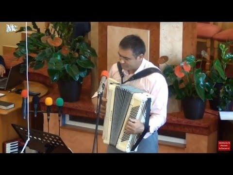 Colaj Ilie Puha. Muzica crestina la acordeon...Mesagerul Cinzecimii.