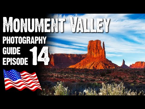 Landscape Photography USA - Monument Valley, Utah, Arizona