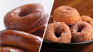 6 Mouthwatering Donut Recipes • Tasty