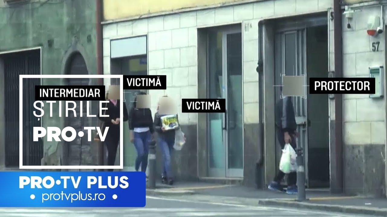 Cât de ușor sunt păcălite româncele să se prostitueze în străinătate