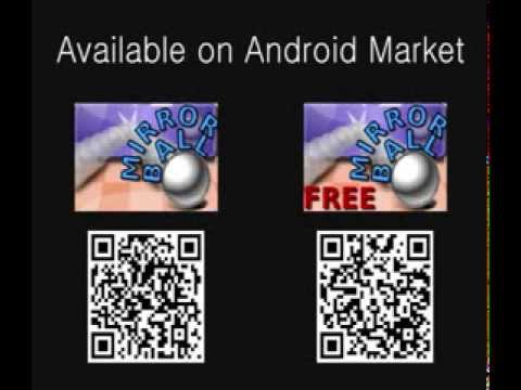 MirrorBall: Android game
