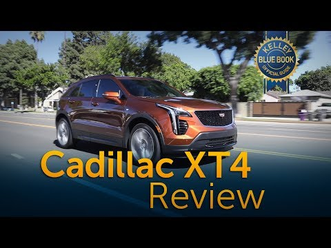 2019 Cadillac XT4 -  Review & Road Test