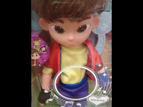 Саша Абрикосов интерактивная игрушка
