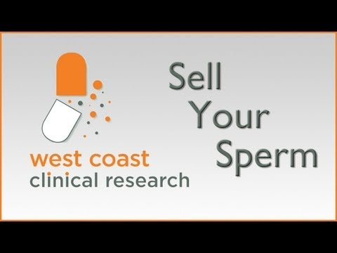 Sell Your Sperm - Clinical Study | Los Angeles - San Fernando Valley - Tarzana