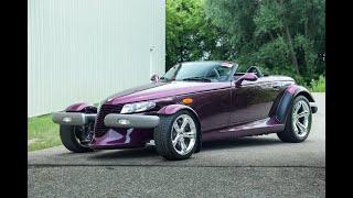 1999 Plymouth Prowler - Test Drive