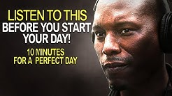10 Minutes to Start Your Day Right! - MORNING MOTIVATION   Motivational Video for Success