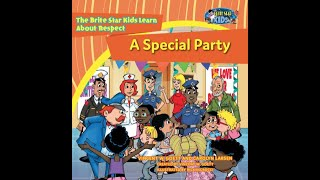 A Special Party. A Brite Star Kids Video
