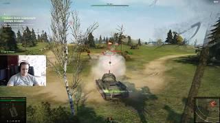 НОВЫЙ АККАУНТ С НУЛЯ БЕЗ ДОНАТА СТРИМ World of Tanks