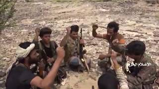 Yemeni attack at Saudi mercenaries' bases in Arbwa area of Asir