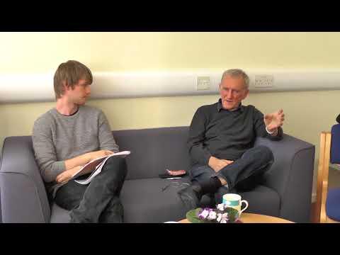 Kirsty Gunn and Cameron Twiddy in conversation wtih James Kelman