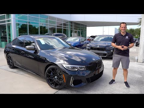 Is the NEW BMW M340i ALMOST as GOOD as the 2020 M3?