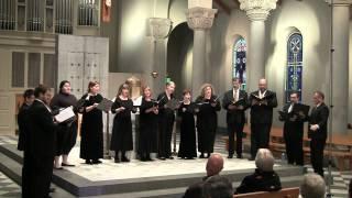 Consortium Carissimi Victoria Requiem: Sanctus