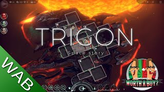 Trigon Space Story Review - For those who loved FTL (Video Game Video Review)