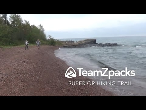 Zpacks - Superior Hiking Trail - Part 1