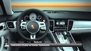 2013 Porsche Panamera Test Drive