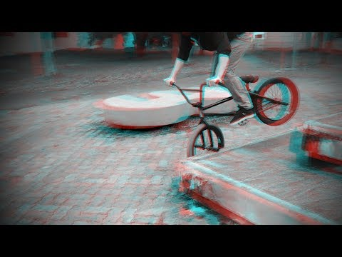 """Acid Street"" BMX Riding in France"