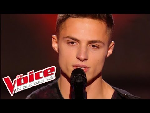 One Direction – Little Things | Sacha Perez | The Voice France 2016 | Blind Audition