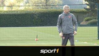 Arsene Wenger sieht Zukunft der Fußballtrainer gefährdet | SPORT1 - DER TAG