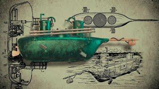 Не факт. Подводная лодка Николая I