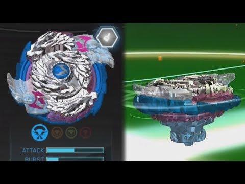 NEW NIGHTMARE LUINOR L3 GAMEPLAY | Beyblade Burst Evolution God APP Gameplay PART 44