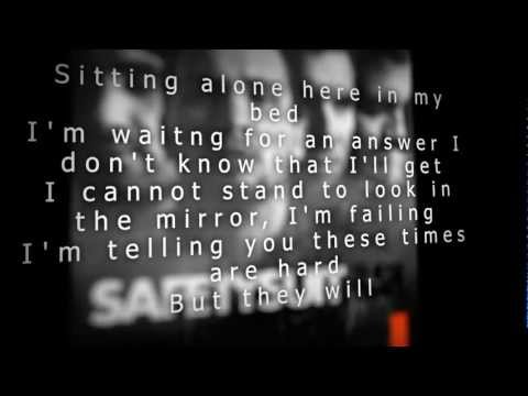 These Times Safetysuit Lyrics Video Studio version!!!