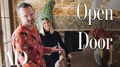 Inside Aaron Paul's Rustic Riverside Home In Idaho | Open Door | Architectural Digest