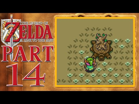 The Legend of Zelda: A Link to the Past - Part 14 | Caves and Stuff