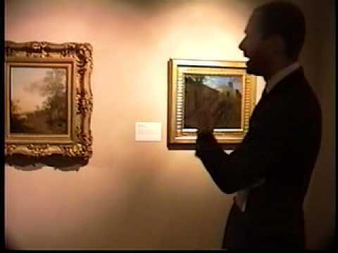 Fresno Met Museum - 4/10/09 Dutch Italianates Tour with Dr. Xavier Salomon - Part 3 of 7