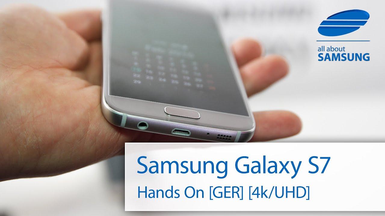 Samsung galaxy s7 edge unboxing deutsch 4k youtube - Samsung Galaxy S7 Edge Unboxing Deutsch 4k Youtube 29