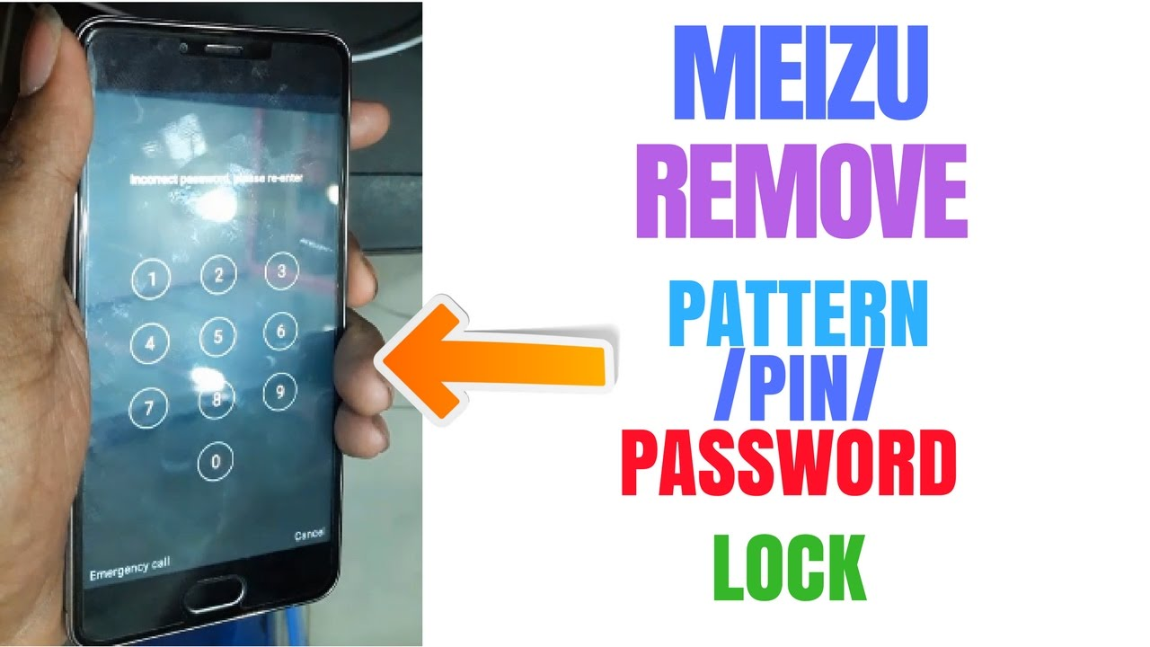 Meizu Y685H Hard Reset Remove Pin,Pattern,Password lock | how to hard reset  meizu m3 note |
