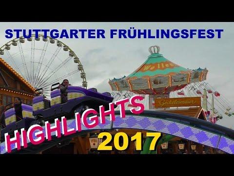 WOW! HIGHLIGHTS Best of Stuttgarter Frühlingsfest Cannstatter Wasen Volksfest