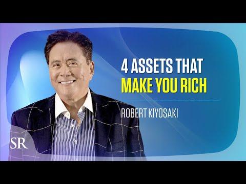 4 Assets That Make You Rich | Robert Kiyosaki | Success Resources