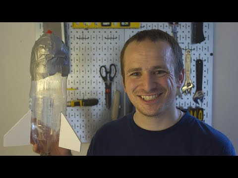 How To Make A Water Bottle Rocket