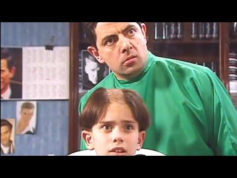 Hair by Mr Bean of London | Episode 14 | Widescreen Version | Classic Mr Bean