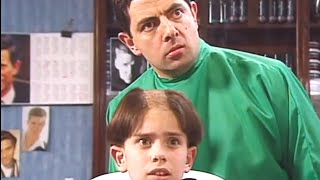 Hair by Mr Bean of London | Episode 14 | Widescreen Version | Classic Mr Bean