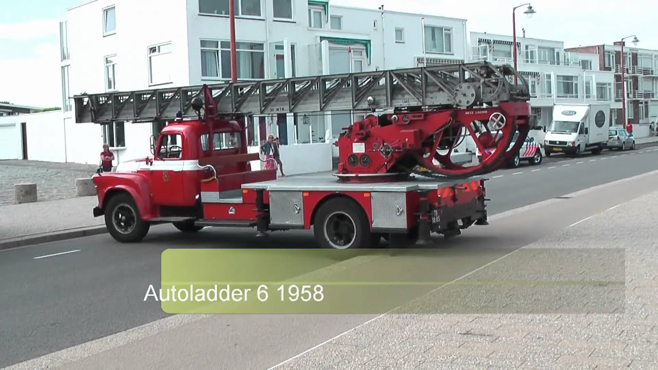 Katwijk 1 augustus 2009 Reddingsdemo 1080p  HD