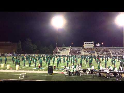 medina high school marching band, medina ohio