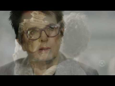 Billie Jean King and the Pursuit of Greatness