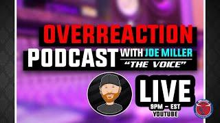 Overreaction Postgame Show | BILLS vs TITANS | Oct 18, 2021