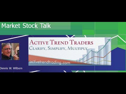 How to Make Money Trading Stocks--Market Stock Talk Friday 7 25 2014