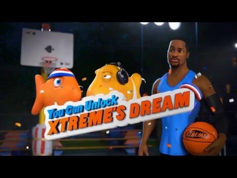 Goldfish Crackers Campaign: Xtreme's Dream Part 1 (2016)