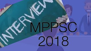mppsc 2018 cutoff