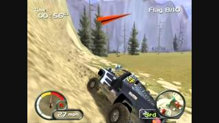 Test Drive Off Road Wide Open Review (PS2)