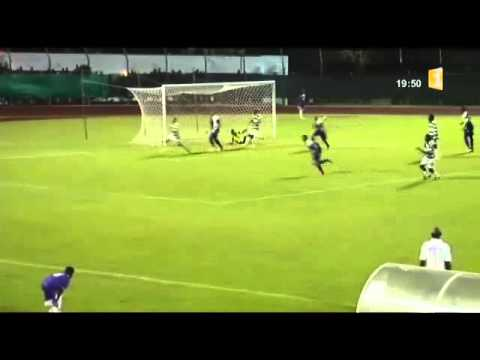 Martinique vs Montserrat - Group 3 - Caribbean Cup 2012