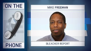 Bleacher Report's Mike Freeman Talks Raiders, Browns & More w/The Rich Eisen Show   Full Interview