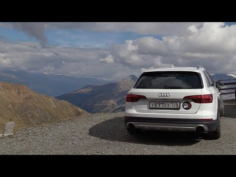 Audi A4 B9 Allroad on Mountain Passes - Stelvio, Grossglockner, Dolomites