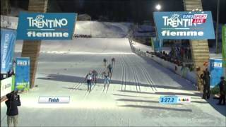 XXVI Зимняя Универсиада 2013  Трентино Италия  Лыжные гонки  Женщины   Мужчины  Спринт  2 Часть